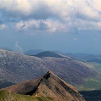Buy canvas prints of Snowdon Ridge View by Andy Freeman