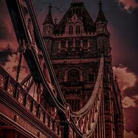 Buy canvas prints of Tower Bridge London by stewart oakes