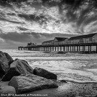 Buy canvas prints of Southwold Pier by Stephen Birch