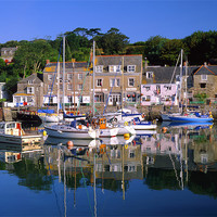 Buy canvas prints of Padstow Harbour by Darren  Galpin