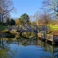 Buy canvas prints of Weston Park, Sheffield by Darren  Galpin