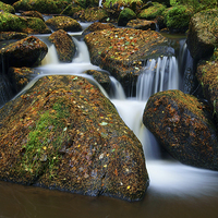Buy canvas prints of Wyming Brook Falls by Darren  Galpin