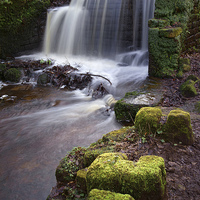 Buy canvas prints of Upper Cut Wheel, Rivelin by Darren  Galpin