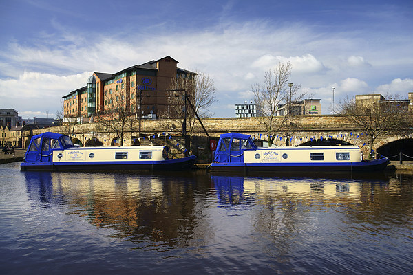 Victoria Quays, Sheffield Framed Mounted Print by Darren  Galpin