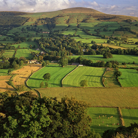 Buy canvas prints of Lose Hill by Darren Galpin