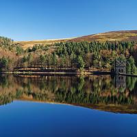 Buy canvas prints of Derwent Reflections by Darren Galpin