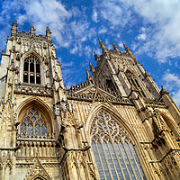 Buy canvas prints of  York Minster                               by Darren Galpin