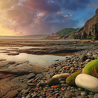 Buy canvas prints of A Promising Start  by Darren Ball