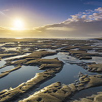 Buy canvas prints of Anderby Creek by Darren Ball