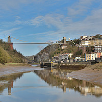 Buy canvas prints of clifton suspension bridge by kevin murch