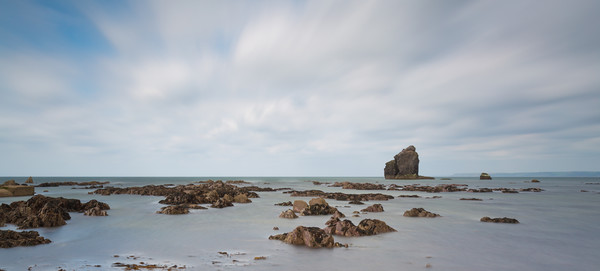 thurlstone rock Canvas Print by kevin murch