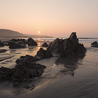 Buy canvas prints of Dawning Is The Day by CHRIS BARNARD