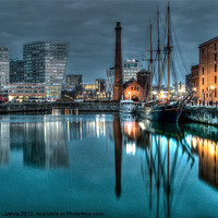 Buy canvas prints of The Pump House painted finish by Pete Lawless