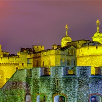 Buy canvas prints of Tower of London by Jan Venter