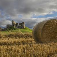 Buy canvas prints of  Duffus Castle by Alex Millar