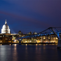 Buy canvas prints of St Paul's Millenium by Dean House