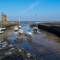 Buy canvas prints of The Tide has Turned by Jane Metters