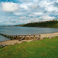 Buy canvas prints of Goodwick by Jane Metters