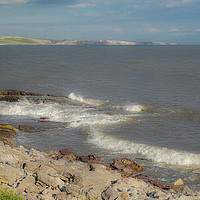 Buy canvas prints of Porthcawl  by Jane Metters