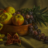 Buy canvas prints of Fruitful by George Davidson
