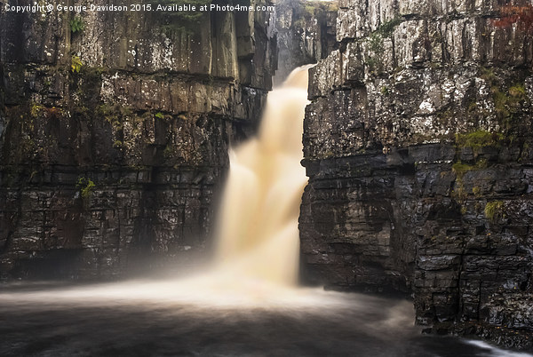 High Force 2 Canvas Print by George Davidson