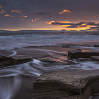 Buy canvas prints of At the Start of the Day by George Davidson